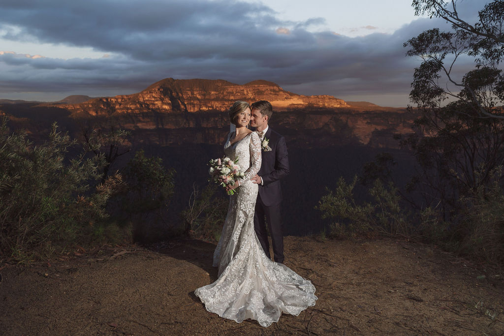 Simon & Renee - Blue Mountains Wedding
